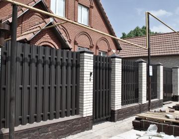 Ворота / заборы
